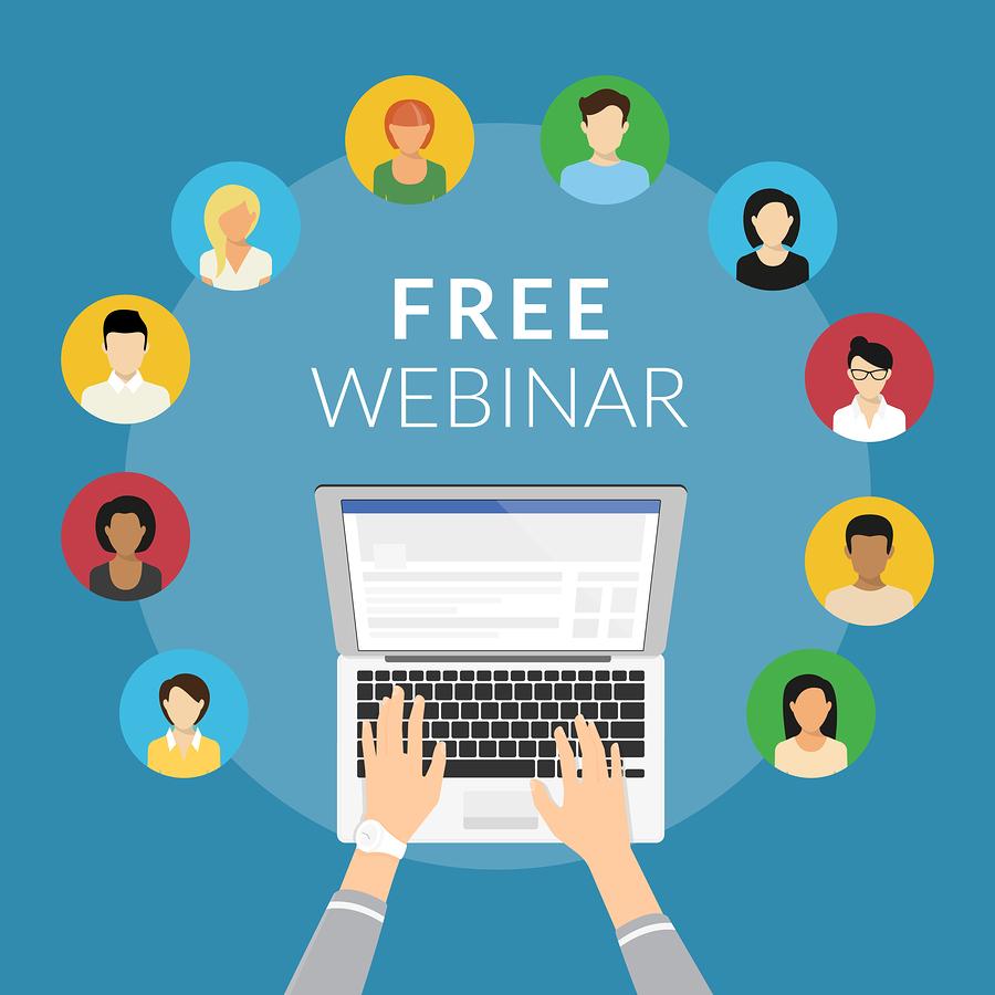 Run Free Webinars