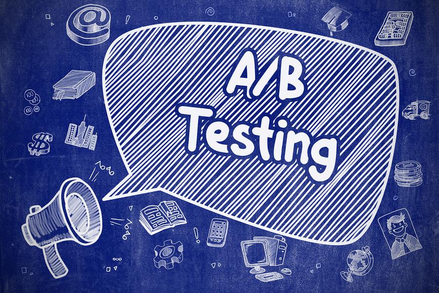 A B Split Testing